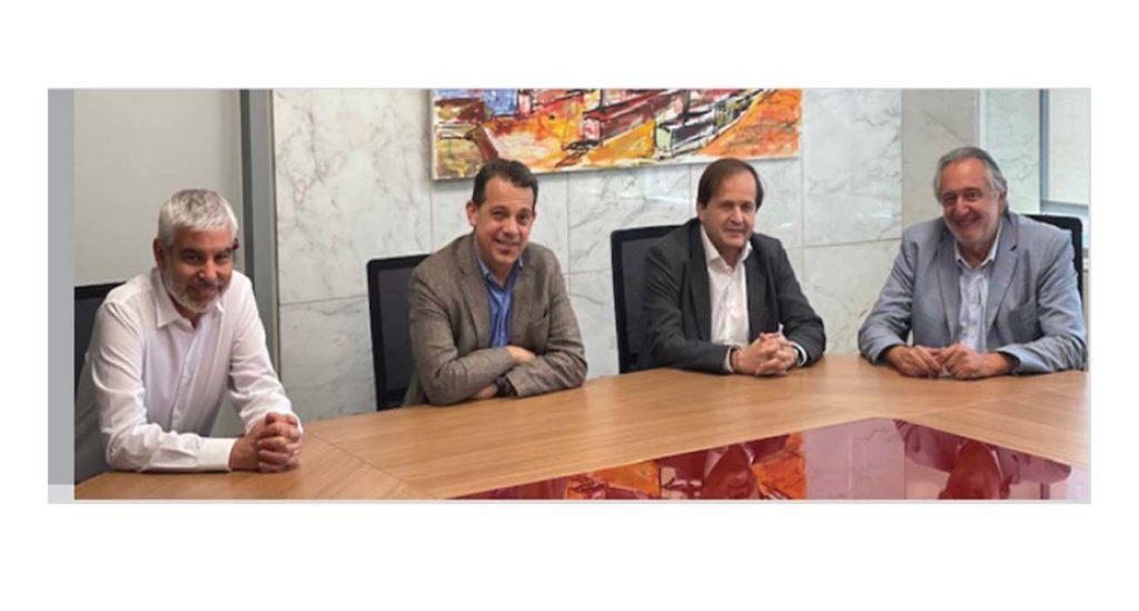 El Grupo Adade/E-Consulting Ha Firmado Un Convenio De Colaboración Con La Empresa FOCUS Partners