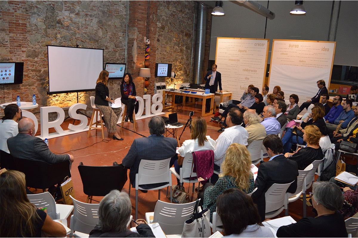 La Fundación ADADE Colabora En El VI Forum De Organizaciones Saludables Celebrado En Barcelona