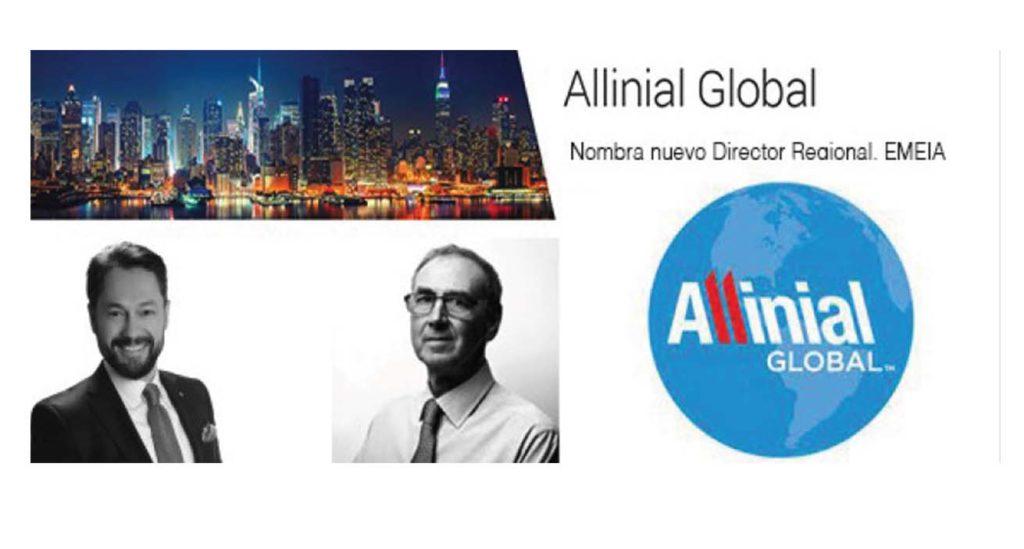 Encuentro Online De Ramón Mª Calduch, Grupo ADADE, Con Özgür Demirdöven, Nuevo Director Regional Para EMEIA De ALLINIAL GLOBAL