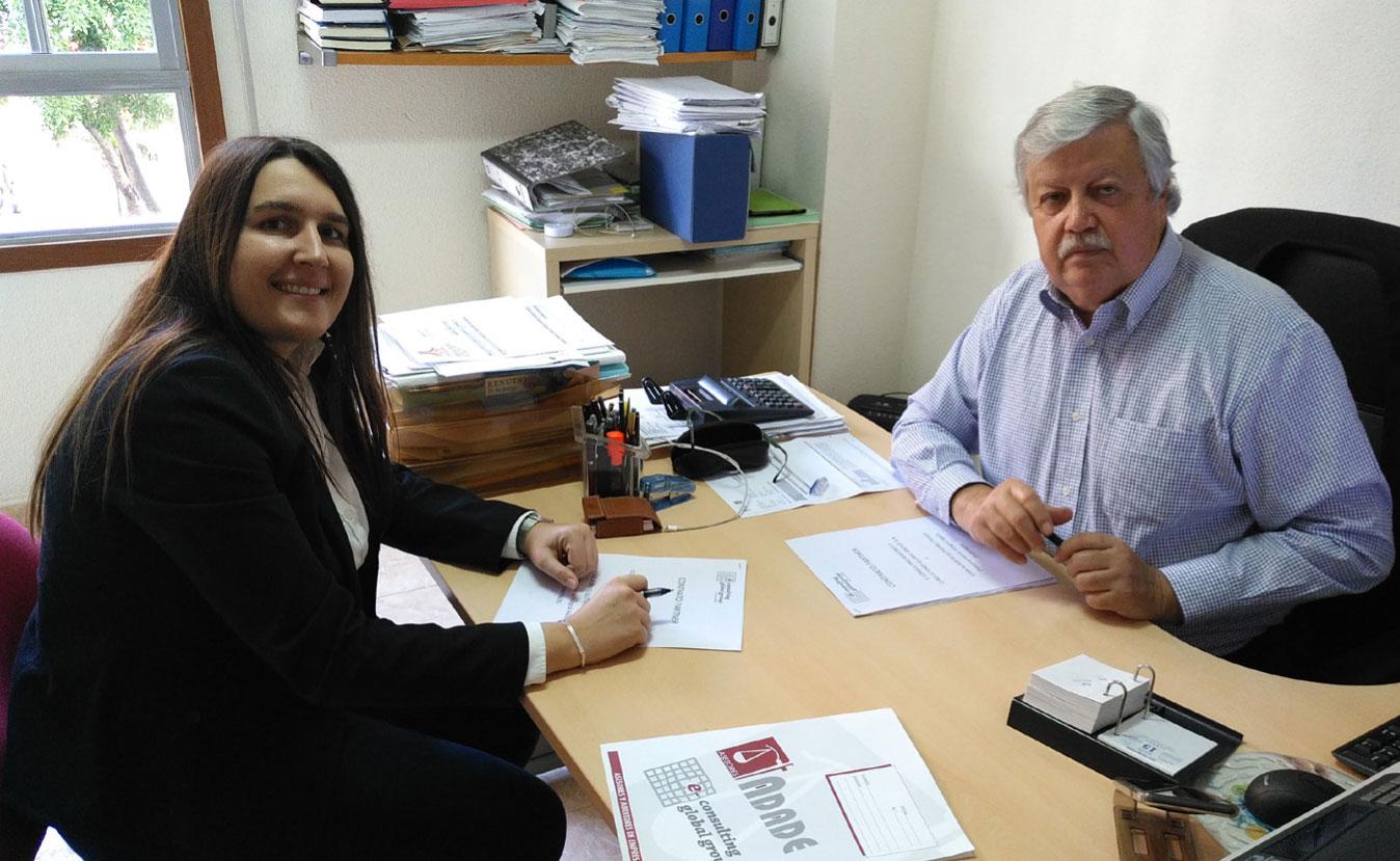 E-Consulting/GRUPO ADADE Amplia Su Red Con La Incorporación De A&G Asesoramiento Integral De Empresas En Tenerife