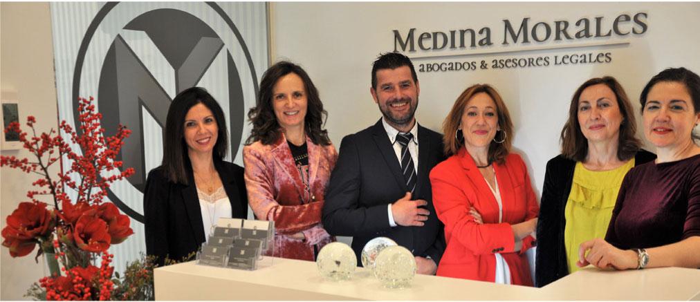 Medina Morales & Asociados Nuevo Partner De E-Consulting/GRUPO ADADE En Madrid