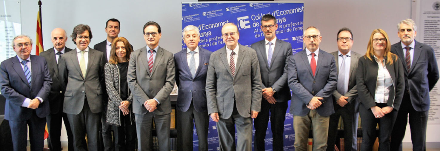 Jorge Luis García García, Socio De ADADE AUDITORES Ha Sido Nombrado Miembro De La Comisión De Auditores De Cuentas Del Registro De Economistas De Cataluña