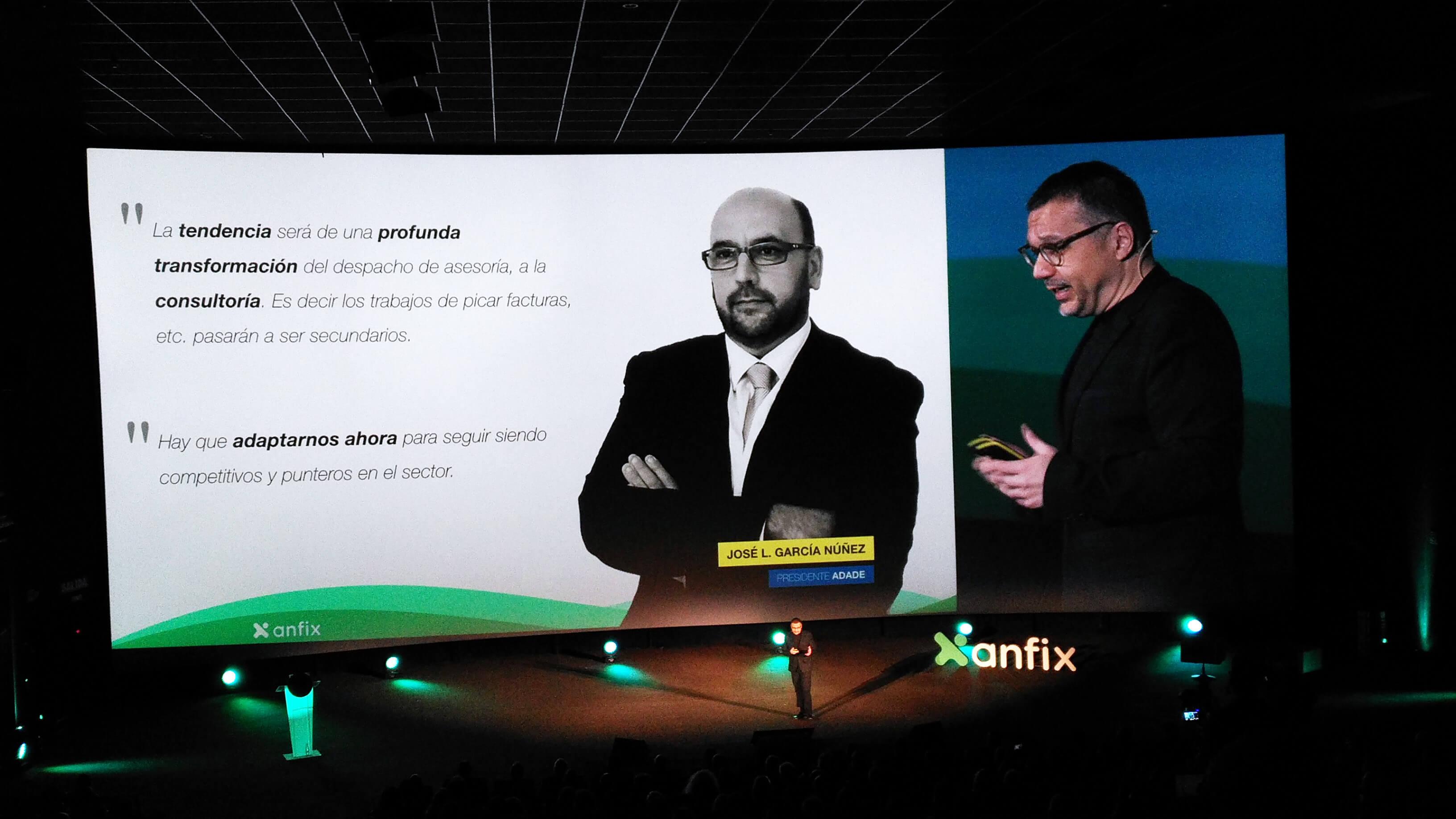 El Grupo Asesor ADADE/E-Consulting Patrocina El Evento Anfixconnect 2019